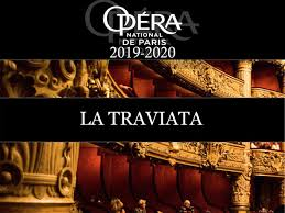 La Traviata - Opéra National de Paris Palais Garnier (2019 ...